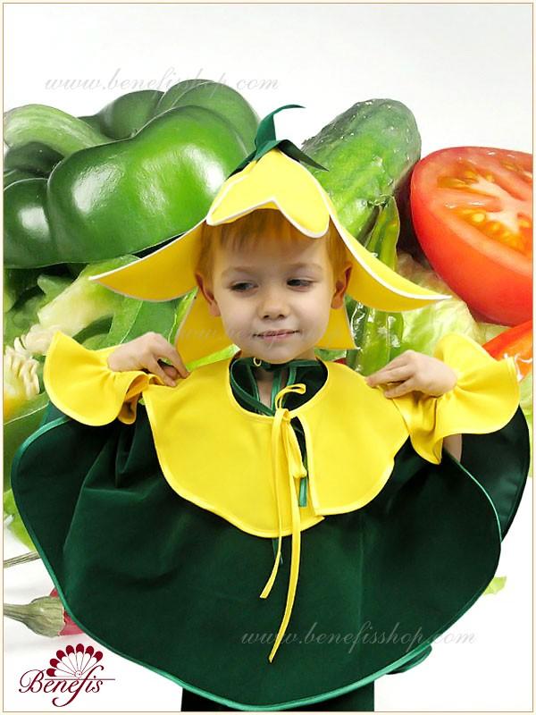 Огурец карнавальный костюм для мальчика  Масочка